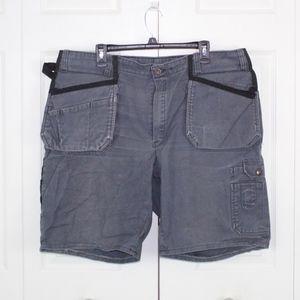Bjornklader Shorts - Husquvarna Bjornklader Carpenter Tool Belt Shorts